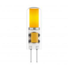 940442 Лампа LED 220V JC G4 3W=30W 150±30LM 360G 3000K 20000H (в комплекте)