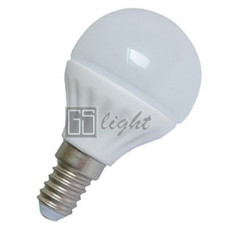 Светодиодная лампа AP E-14 Шар 4W Warm White