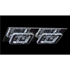 Хрустальная светодиодная люстра DW-8720